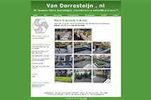 Van Dorresteijn - Internet marketing